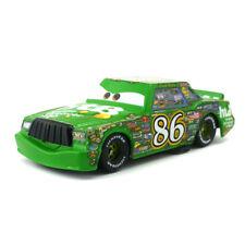 Disney Pixar Cars No.86 Chick Hicks Diecast Toy Model Car 1:55 Loose Gift
