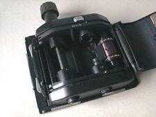 Linhof Super Rollex 135/24x36 an Technika 4x5 Inch/Master Technika