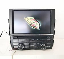 2010~2014 GENUINE PORSCHE 97064296400 PANAMERA S PCM3.1 CHANGER NAVIGATION RADIO