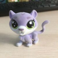 "cute Littlest Pet Shop LPS loving dog Cloud Cove pet 2"" puppy figure toy gift"