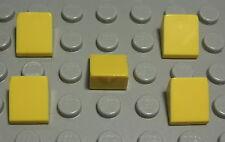 Lego Stein schräg positiv 1x1x0,6 Gelb 10 Stück                          (759 #)