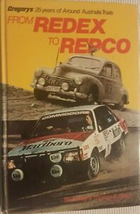 From Redex To Repco Bill Tuckey and Thomas B Floyd Hardcover 1979