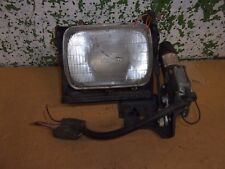 1987 NISSAN 200SX RIGHT HEADLIGHT POWER MOTOR WORKS TRIM RING 1988 6 CYL AT OEM