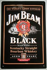 Jim Beam, chapa escudo, whisky, Black Label, nuevo