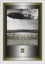 The HINDENBURG duralumin TINY PIECE, relic, dirigible airship, Lakehurst, NJ