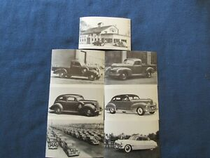 Hudson postcards 7 total