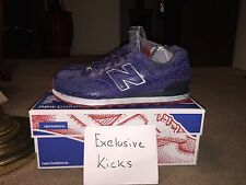 "New Balance X Bait 574 ""GI Joe"" Brand New Dead Stock Size 11.5 Copy Of Receipt"