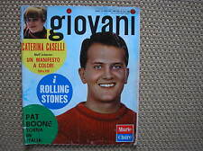 RIVISTA GIOVANI # 13 1966 PAT BOONE ELVIS PRESLEY ROLLING STONES GABER DALIDA