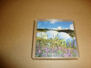 Eden Project photo style plastic fridge magnet