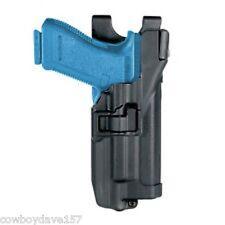 BlackHawk Serpa Duty Holster S&W M&P 9mm/.40 Xiphos Light Bearing 44H525BK-R