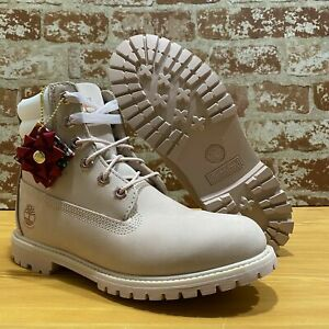 "Timberland Women  Limited Edition Holiday 6"" Waterville Boots Style: A2AZR"
