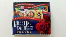 CD Greeting Card Factory Version A Deluxe (958)