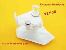 2pc Strainer Fuel Pump Filter For Honda 16700-MFL-013 MSX125 CBR600RR Yamaha R6