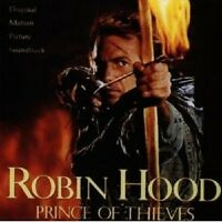 ROBIN HOOD - PRINCE OF THIEVES (ORIGINAL SOUNDTRACK) CD NEU