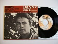 45 tours - Danny Boy ex Pénitents  - Chips