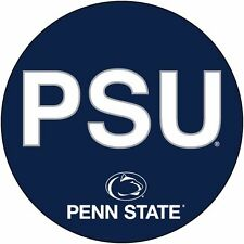 "PENN STATE 4"" BLOCK LETTER DECAL-PENN STATE DECAL STICKER-NEW FOR 2016!"