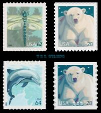 Dragonfly Polar Bear Dolphin 4267 4387 4388 4389 American Wildlife Set - Buy Now