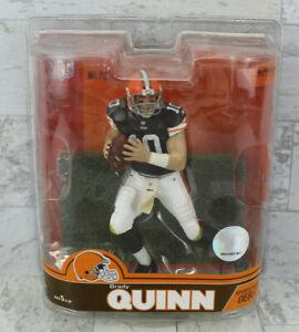 Brady Quinn - Cleveland Browns - McFarlane NFL Series 16 - 2007 ABC BALL BOYS TV
