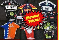 SCHILS UK STOCK CLEAROUT OF NEW BELGIUM CLUB/TEAM SHORT SLEEVED CYCLING JERSEYS