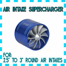 Performance Air Intake Supercharger Engine Power Turbonator Fan For Hyundai