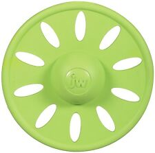 JW PET WHIRLWHEEL LARGE 1 PACK DOG TOY RUBBER COLORS VARY. FREE SHIP TO THE USA