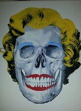 "2011 Mr Brainwash ""Reborn"" Silkscreen art poster print  RARE"