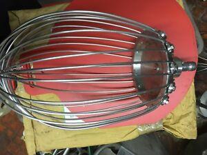 Fellini 40qt  Whisk cake beater mixer bakery equipment