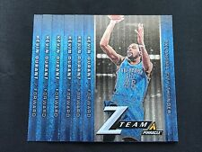 Lot 6 Kevin Durant 2013-14 Panini Pinnacle Z Team FMVP Non Auto Nice Cards