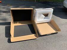 "iMac 27"" A2115 model Box With Styrofoam And Shroud 2019 2020 Model"