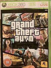 Grand THEFT AUTO: episodios de Liberty City Xbox 360 rápido post Cubierta reimpresión