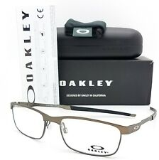 NEW Oakley Steel Plate RX Prescription Frame Cement OX3222 0254 54mm AUTHENTIC