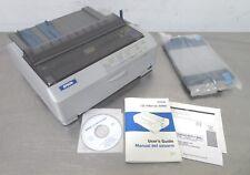 C165768 Epson LQ-590 Impact Printer (model P363A)