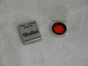 Rollei 35 Orange Filter.