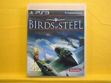 ps3 BIRDS OF STEEL The Real Combat Flight Simulator Playstation PAL REGION FREE