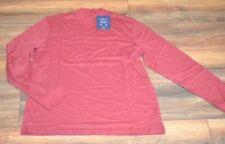 Maglie e camicie da donna a manica lunga alti in misto cotone