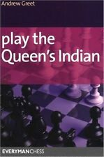 Play the Queen's Indian. By Andrew Greet New Chess Book