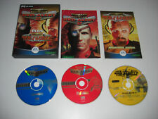 COMMAND AND & CONQUER C&C RED ALERT 2 & Yuri's Revenge Add-On Expansion Pc Cd