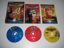 Comando y & conquistar C&c Red Alert 2 & Yuri's Revenge Add-On de expansión PC CD