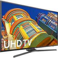 Samsung UN55KU6300 55-Inch  4K Ultra HD Smart LED TV 120Hz (2016 ) Pick up only