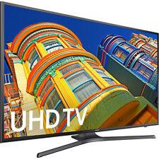Samsung UN55KU6300 55-Inch  4K Ultra HD Smart LED TV 120Hz (2016 Model)