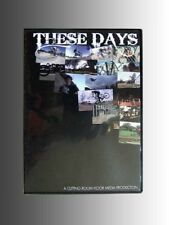 ''These Days'' BMX Bicycle DVD, Video
