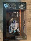 Hasbro Star Wars The Black Series Wave 1 R2-D2 Action Figure Orange Stripe