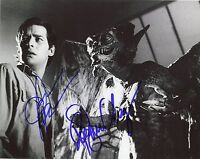 """RAE DAWN CHONG  & JAMES REMAR Hand-Signed """"TALES FROM THE DARKSIDE"""" 8x10 (PROOF)"""