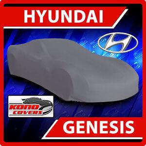 2015-2016 Fits. Hyundai Genesis Sedan CAR COVER - ULTIMATE® HP Custom-Fit