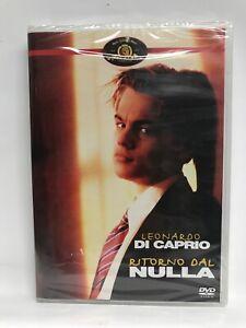 RITORNO DAL NULLA (2009) DVD - NUOVO - LEONARDO DI CAPRIO