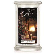 Kringle Candle Large Jar 22oz - Cozy Christmas