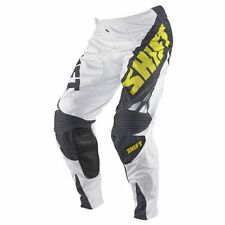 Shift Reed Replica Pant White / Yellow Size 30