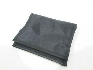 Genuine Ex Police First Aid Pouch Black Nylon Wallet Airsoft Security Travel ID
