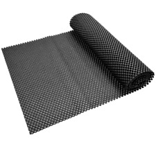 Anti Non Slip Drawer Mat Shelf Liner Cabinet Storage Pad Rubber Kitchen 50x150cm