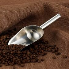 Nut Grain Shovel Kitchen Bar Tool Stainless Steel Candy Ice Cube Flour Scoop